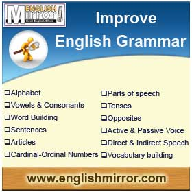 Guide to Improve English Grammar