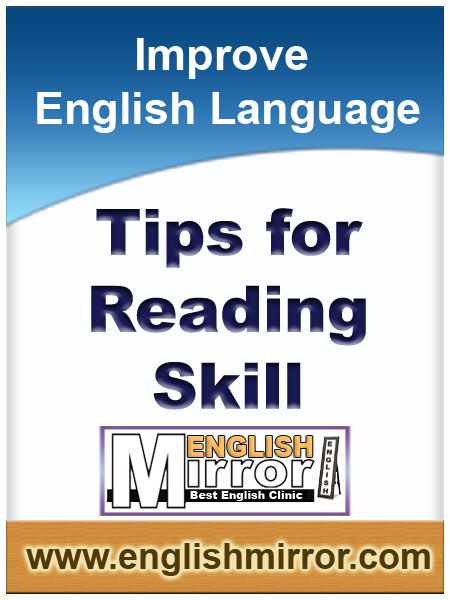 Tips for Reading Skill