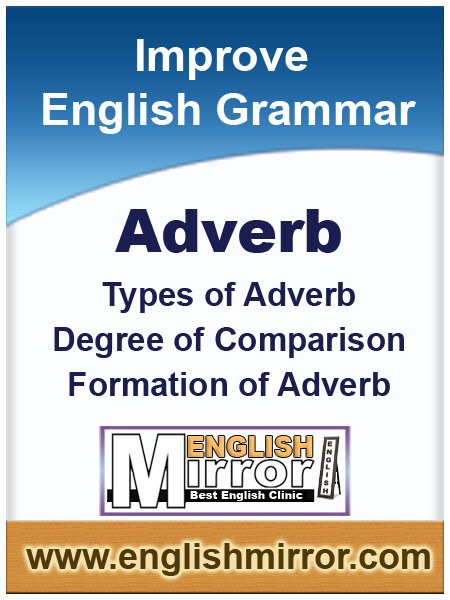 Types of Adverb in English Language
